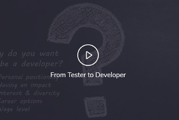 From Tester to Developer: Tips and Insights