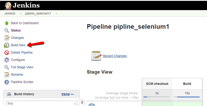 How to use Jenkins pipeline to launch Selenium tests — Experitest Ltd