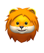 Apple Lion Animoji