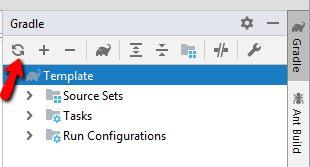 Set up and run Selenium tests, using builders and Java test