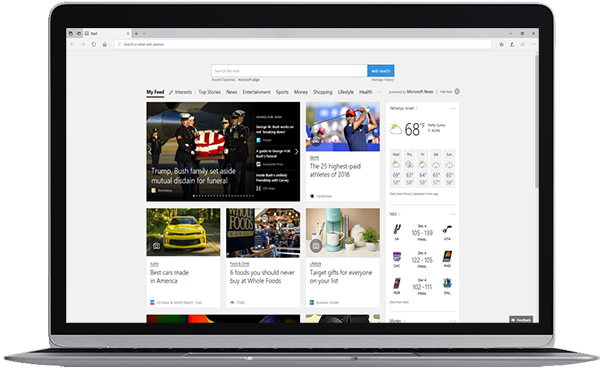 Experitest - Microsoft is Dropping Edge