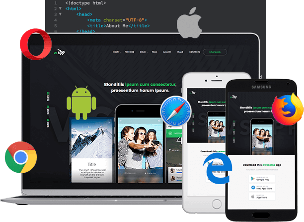 Responsive Web Application Testing