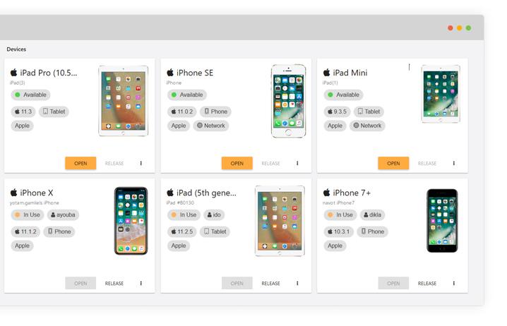 iOS app testing | iOS test automation | Experitest com
